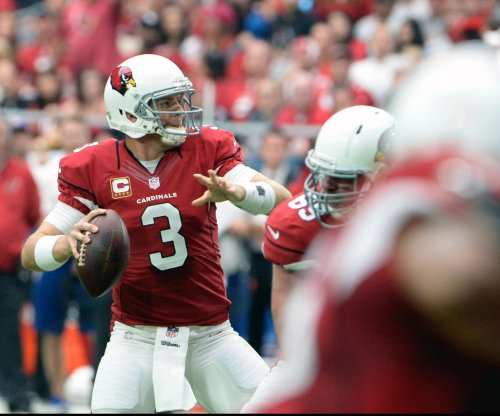 "Arizona Cardinals QB Carson Palmer has ""chance"" of playing versus San Francisco 49ers"