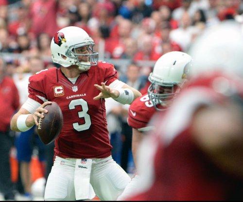"Arizona Cardinals QB Carson Palmer has ""chance"" of playing versus San Francisco 49ers"