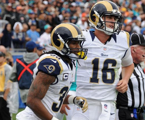 Los Angeles Rams encouraged by Jared Goff's NFL debut