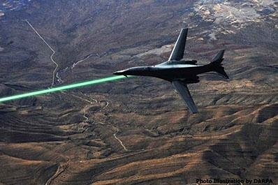 Air Force contracts Ball Aerospace for laser research