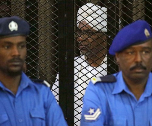 Ousted Sudanese President Bashir sentenced to 2 years