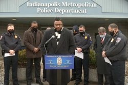 Juvenile arrested in Indianapolis shooting that killed 6