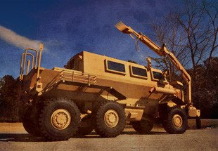 Army orders 48 mine clearance vehicles