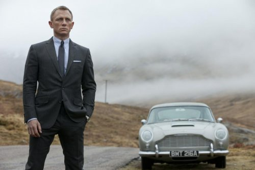 Craig explores the personal side of Bond