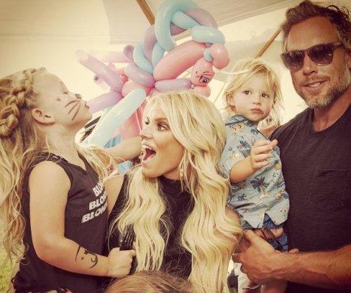 Jessica Simpson shares photos from son Ace's birthday