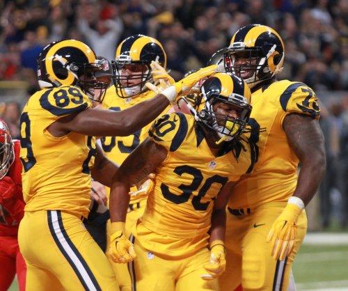 In possible St. Louis finale, Rams buck Tampa Bay Buccaneers