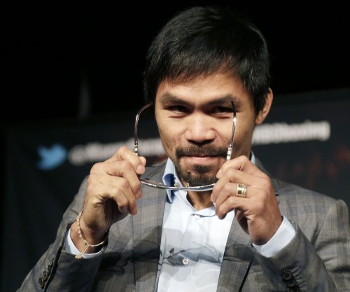 Manny Pacquiao toying with fighting in Olympics