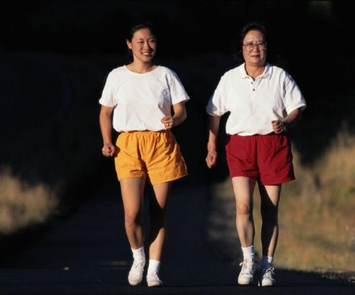 Brisk walking may help ward off diabetes