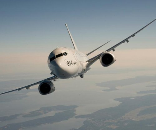 Boeing installs P-8A Poseidon training center