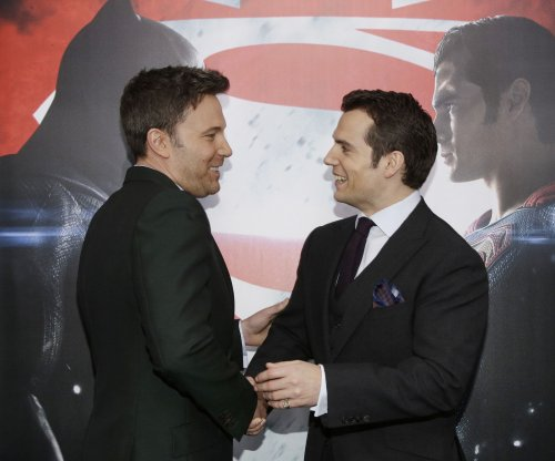 'Batman v. Superman' ties with 'Hillary's America' for four Razzie Awards