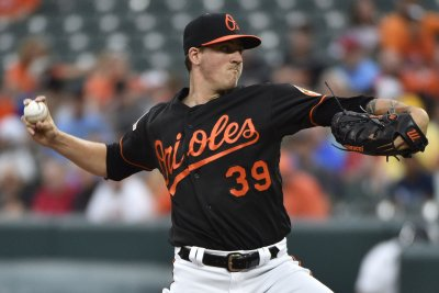 Kevin Gausman pitches Baltimore Orioles past Toronto Blue Jays