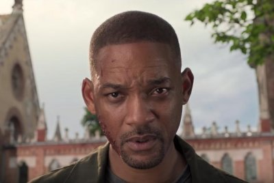 'Gemini Man': Will Smith appeals to his killer clone in new trailer