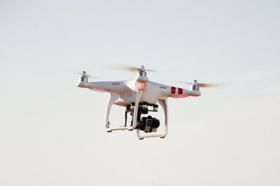 New Jersey student's drone breaks speed record
