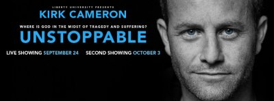 Kirk Cameron discusses the success of 'Unstoppable'