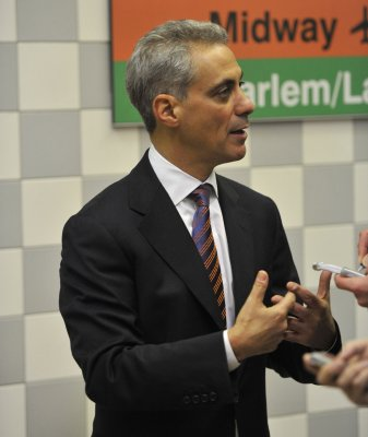 Emanuel, Chico lead opponents in donations