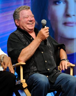 William Shatner confirms he spoke with J.J. Abrams about 'Star Trek 3' role