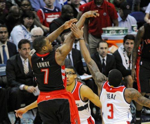 Toronto Raptors blow lead, beat Washington Wizards in OT