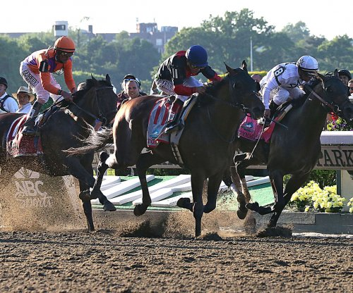 Wedding Toast upsets Untapable in Ogden Phipps