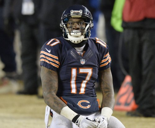 Chicago Bears hope WR Alshon Jeffery returns vs. Kansas City Chiefs