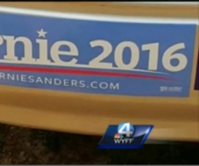 Trump-backing tow truck driver refuses service over Sanders sticker