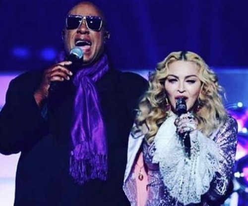 Madonna responds to Prince tribute critics amid BET shade: 'Deal with it'