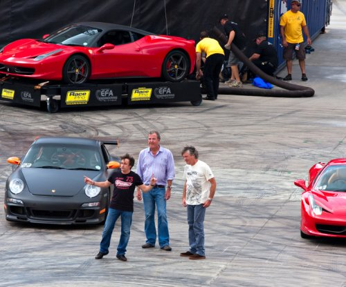 'Grand Tour' to tape episodes in U.K., U.S. and Germany