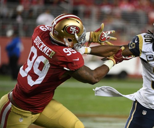 49ers injury report Week 10: San Francisco young DL nicked up