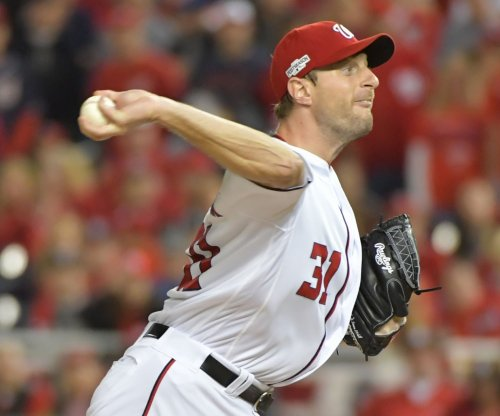 Max Scherzer's gem leads Washington Nationals past San Diego Padres