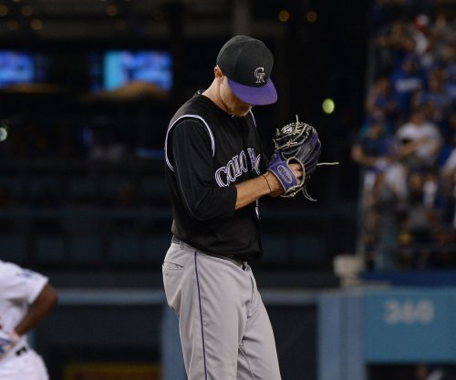 Colorado Rockies pitcher Kyle Freeland barely misses no-hitter vs. Chicago White Sox