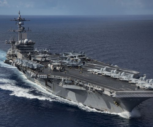 U.S. could send aircraft carrier to Taiwan Strait, analyst says