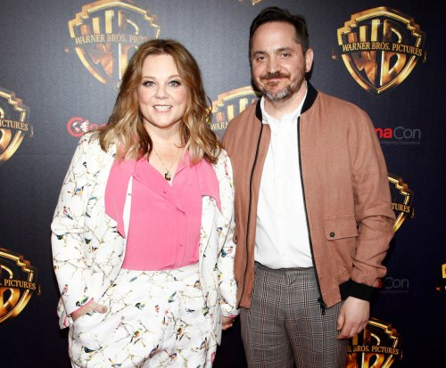 Melissa McCarthy, James Corden filming 'Superintelligence' in Atlanta