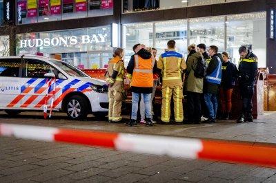 荷兰警方逮捕嫌疑人捅死