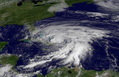 Sandy could be 'Frankenstorm'