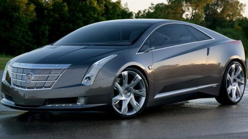 Cadillac to introduce electric/gas hybrid