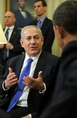 Obama, Netanyahu meet on Iran's nuclear problem
