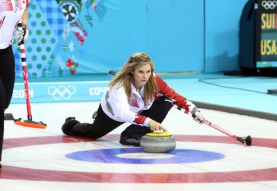 Canada finishes unbeaten in women's Olympic curling