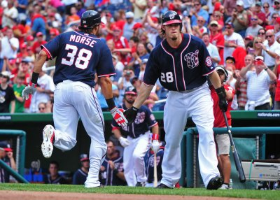 Morse paces MLB to another Taipei win