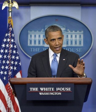 White House: Time appropriate for Obama to refocus on economy