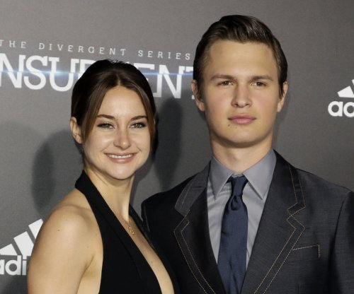 Ansel Elgort says Shailene Woodley relationship is 'platonic'