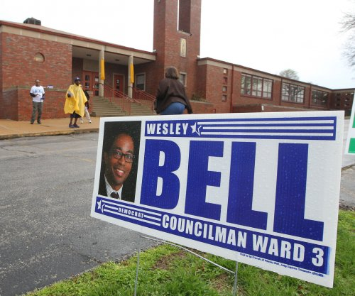Ferguson elects two more black council members amid high voter turnout