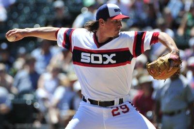 Oakland Athletics rout Jeff Samardzija, Chicago White Sox