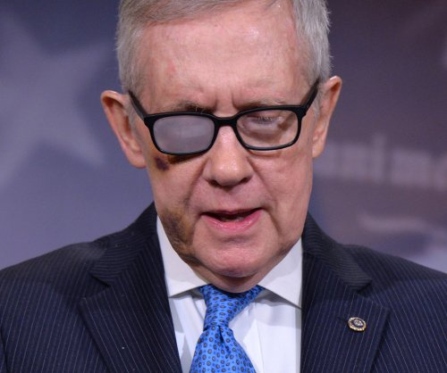 Reid sues exercise companies over eye injury