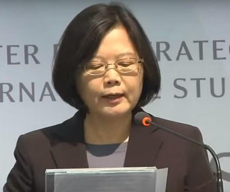 Taiwan could elect its first female president with Tsai Ying-wen