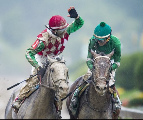 Desormeaux brothers look ahead to Belmont with Exaggerator