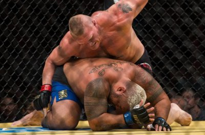 Brock Lesnar suspended one year for doping