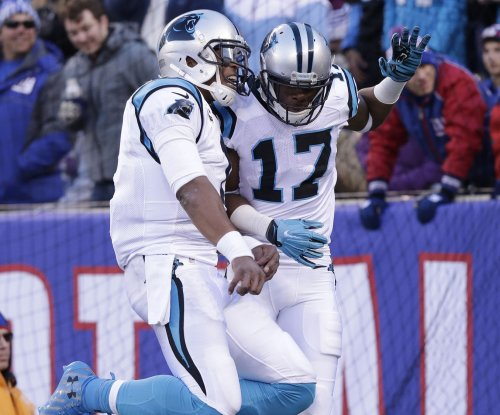 Carolina Panthers seek improvement from receiving corps