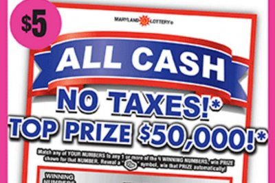 Determined man tracks down favorite lottery game, wins $50,000