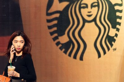 Starbucks could lose out amid U.S-China trade war, report says