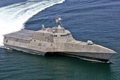 Future littoral combat ship USS Cincinnati completes acceptance trials
