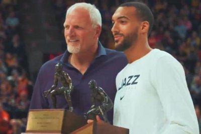 Utah Jazz great Mark Eaton, 64, dies after bicycle crash